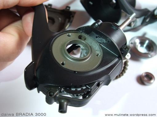 daiwa BRADIA 3000