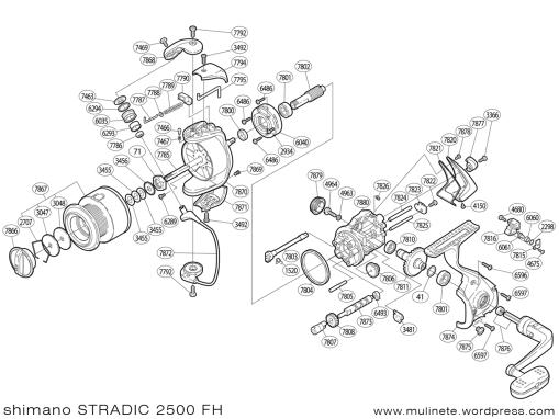 shimano STRADIC