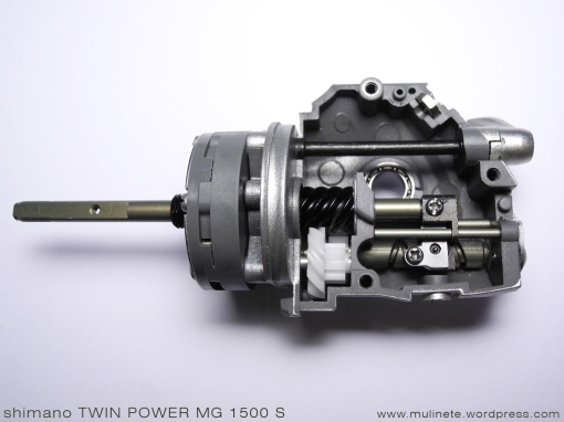 shimano TWIN POWER MG