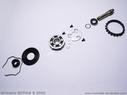 shimano SEPHIA S