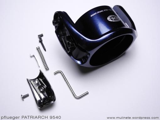 pflueger PATRIARCH