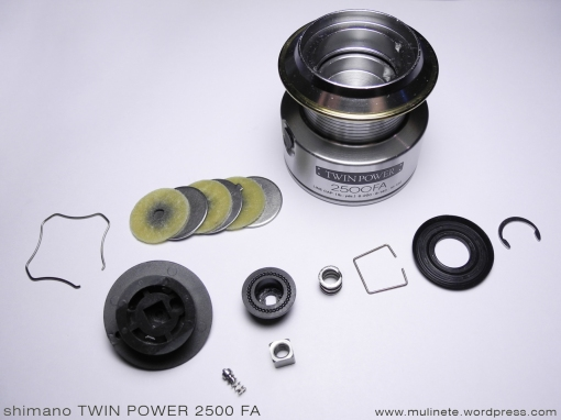shimano TWIN POWER FA