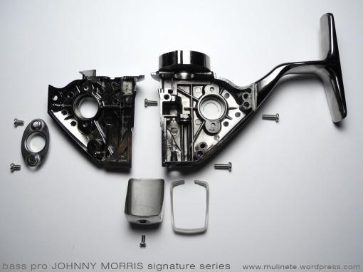 bass pro JOHNNY MORRIS signature series