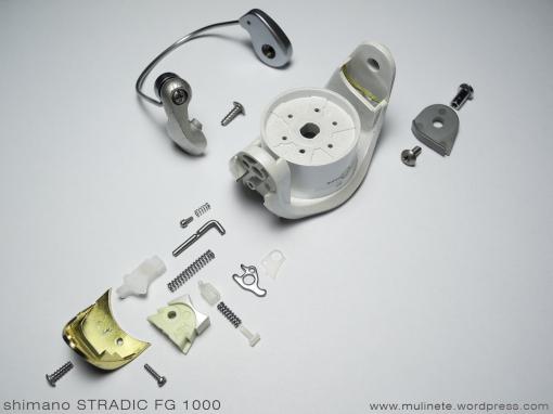 shimano STRADIC FG