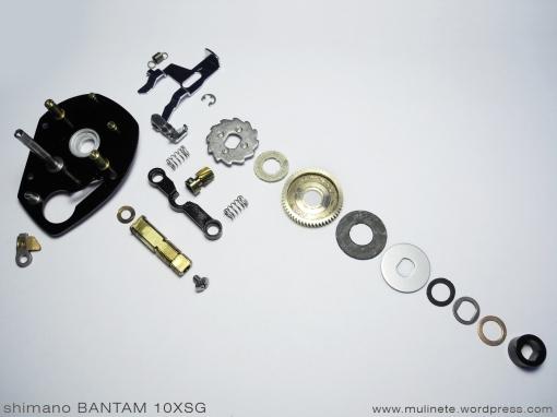 shimano BANTAM 10XSG