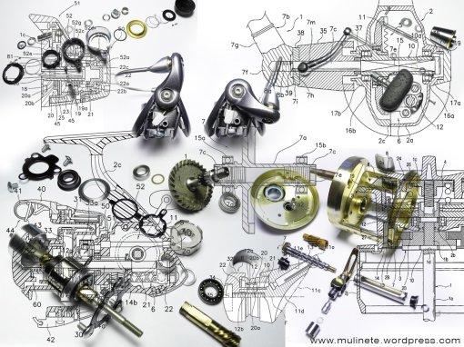 reel parts