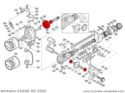 shimano_EXAGE_RA_2500_scheme
