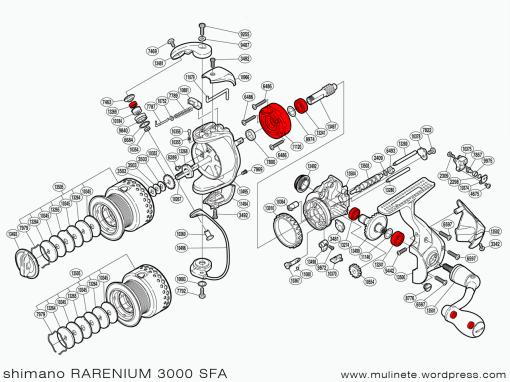 shimano_RARENIUM_3000_SFA_scheme