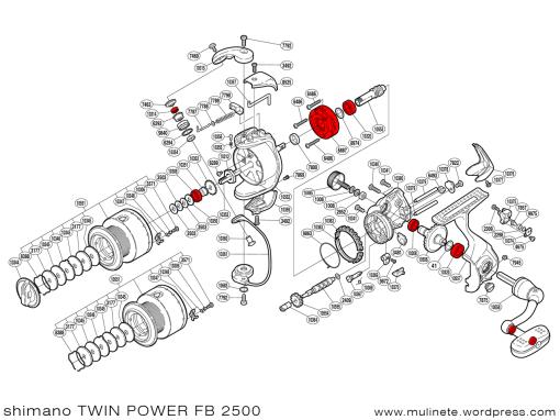 shimano_TWIN_POWER_FB_2500_scheme