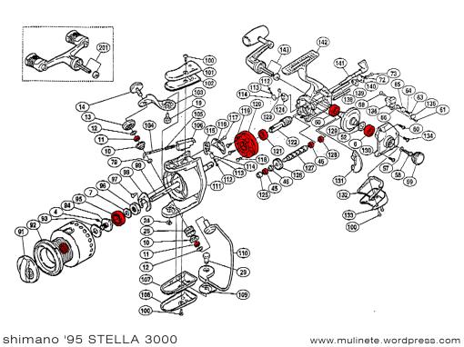 shimano_STELLA_'95_3000_scheme