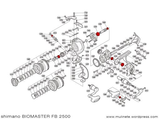 shimano_BIOMASTER_FB_2500_tuning_scheme